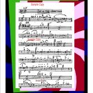 Big Band Arrangement music chart - Just In Time - PDF