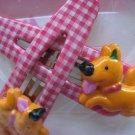 Pony hair clips C