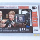 2010-11 Score Hockey - Sudden Death #10 - Claude Giroux