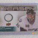 2010-11 Upper Deck Hockey Series 1 - Game Jersey #GJ-AN - Antero Niittymaki