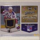 2007-08 UD MVP Hockey - One on One Dual Memorabilia #OO-NY - Martin Straka / Miroslav Satan