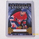 2009-10 UD Artifacts - Legend GOLD #102 - Steve Shutt - Serial Numbered 13 of 50