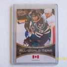 2010-11 Upper Deck Hockey Series 1 - All-World Team #AW-16 - Joe Thornton
