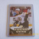 2010-11 Upper Deck Hockey Series 1 - Young Guns #206 - Zach Hamill