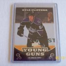 2010-11 Upper Deck Hockey Series 1 - Young Guns #224 - Kyle Clifford