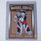 2006-07 O-Pee-Chee Hockey - Marquee Rookies #542 - Fredrik Norrena