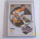 2010-11 Upper Deck Hockey Series 2 - Hockey Heroes #HH11 - Bobby Orr