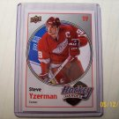 2010-11 Upper Deck Hockey Series 1 - Hockey Heroes #HH5 - Steve Yzerman