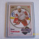 2010-11 Upper Deck Hockey Series 1 - Hockey Heroes #HH7 - Steve Yzerman
