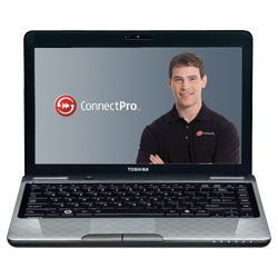 "Toshiba Satellite 13.3"" Intel Core i3-2310M Laptop (L735-031) - Silver"