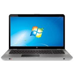 """HP Envy 17.3"""" Intel Core i7-720QM 3D Laptop (17-1195CA) - Silver"""