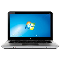"HP Envy 14.5"" Intel Core i5-460M Laptop (14-1150CA) - Silver"