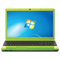 "Sony VAIO 15.5"" Intel Core i5 460M Laptop (VPCEB37FDG) - Green"