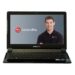 "Hannspree 12"" Intel Pentium SU4100 Dual-Core Laptop - Black - English"