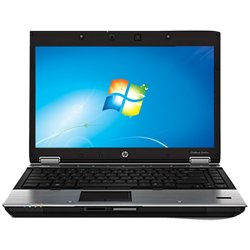 "HP Elitebook 14"" Intel Core i7-640M Laptop (XT918UT#ABC) - Silver"