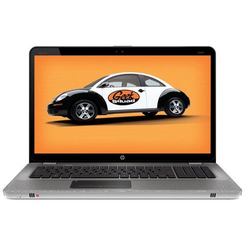 "HP Envy 17.3"" 3D-Ready Laptop featuring Intel Core i7 Processor 720QM (17-1195CA) - Silver"