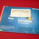 New GENUINE Microsoft Windows XP Professional Version 2002 w/SP2 DELL/PC Sealed in Shrink-Wrap