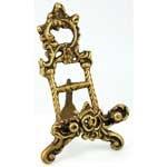 "Brass Scrying Mirror 6"" holder -  RSMH6"