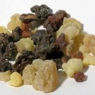 Frankincense & Myrrh Granular Incense Mix 1 oz 1618 gold