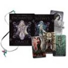 Enchanted Oracle deck and book by Barbara Moore and Jessica Galbreth - DENCORA
