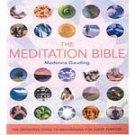 Meditation Bible by Madonna Gauding - BMEDBIB