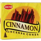 HEM Cinnamon Incense Cones - ICHCI