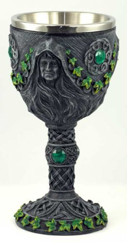 Maiden, Mother & Crone chalice - RC099