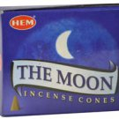 HEM Moon 10 incense cones - ICHTM