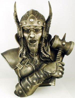"""Thor bust 14"""" - ST451"""
