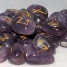 Amethyst rune set - RRAME