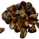 Tiger eye rune set - RRTIG