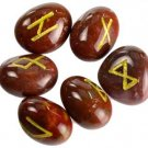 Fancy Jasper rune set - RRJAS