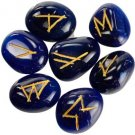 Blue Onyx Rune set - RRBLU