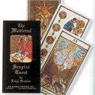 Medieval Scapini tarot deck by Scapini & Luigi - DMEDSCA0TA