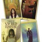 Tarot of Sacred Feminine by Floreana Nativo - DTARSACF