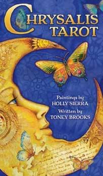 Chrysalis Tarot by Toney Brooks - DCHRTAR