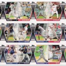 2011 TOPPS   2 DIAMOND DUOS - Complete set of  30 Cards