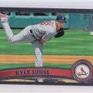 2011 TOPPS 2 Black #ed 09/60 Kyle Lohse  #553