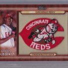 2011 TOPPS 2  COMMEMORATIVE PATCH  Aroldis Chapman