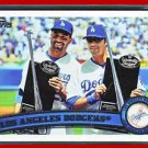 2011 TOPPS S  2  TEAM SET DODGERS w/ DeJESUS rc - Kemp