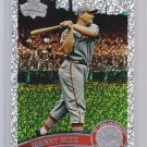 2011 Topps 2 Diamond Anniversary SP Johnny MIZE  #425