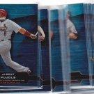 2011 Topps Series 1 Baseball - Topps Town 50 Card set