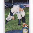 + 2011 Topps Legend Variation SP 435 Pee Wee Reese
