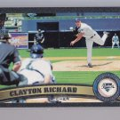 2011 TOPPS 2 Black #ed 57/60 Clayton RIchard  #376