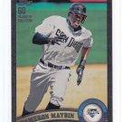 2011 TOPPS 2 Black #ed 40/60 Cameron Maybin #569