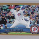 2011 Topps 2 GOLD RC #431 Marcos Mateo CUBS 1282/2011