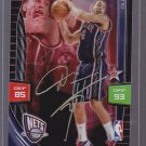 DEVIN HARRIS =2009/10 Adrenalyn XL Extra Signature  SP  HOT = Unused /Un-played