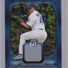 2011 Topps 2 60 Jersey Relic CARLOS MARMOL