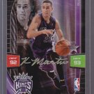 KEVIN MARTIN =2009/10 Adrenalyn XL Extra Signature  SP  HOT = Unused /Un-played