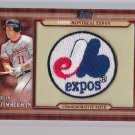 2011 TOPPS RYAN ZIMMERMAN  PATCH  exclusive